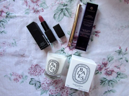 space nk haul diptyque baies nars audacious lipstick anna by terry ombre blackstar misty rock