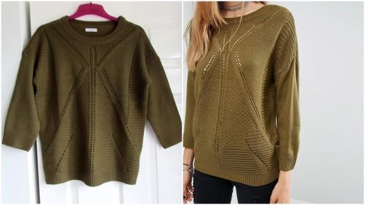 asos-jdy-olive-green-jumper-sweater-acrylic-khaki-knit-knitwear