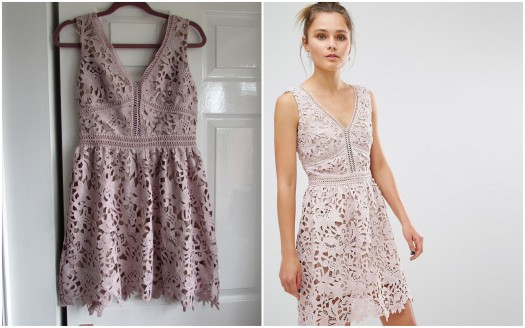 new-look-premium-lace-skater-dress-asos-pink-mink-nude-self-portrait-inspired-laser-cut