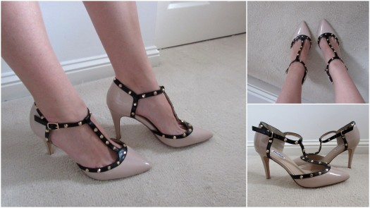 dune-london-cliopatra-high-heels-valentino-rockstud-dupe-nude-pink-studded-t-bar