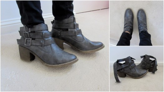 london-rebel-strappy-buckle-straps-boots-grey