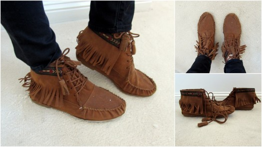 primark-brown-tan-fringed-ankle-boots-moccasins-moccasin