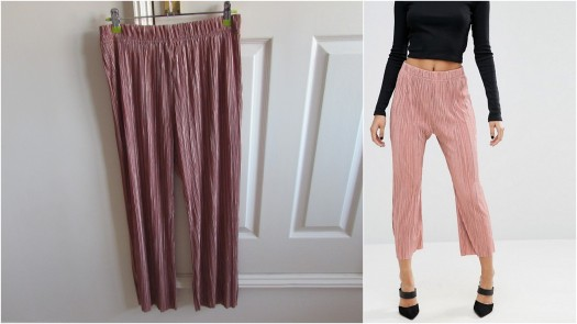 asos-wide-leg-pleated-plisse-trousers-with-raw-hem-mink-pink