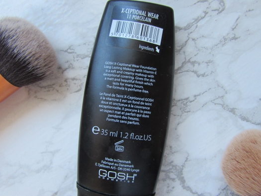 gosh x-ceptional wear foundation porcelain review (6)