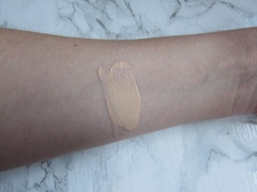 the body shop fresh nude light hydrating foundation bora bora tiare 012 review