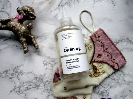 the ordinary glycolic acid 7 toning solution toner tonic review