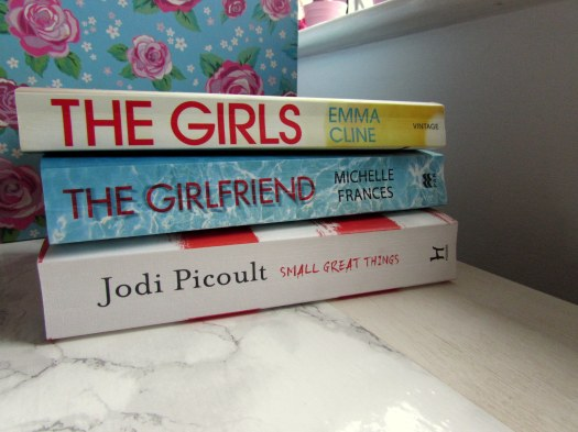the girls emma cline the girlfriend michelle frances small great things jodi picoult review