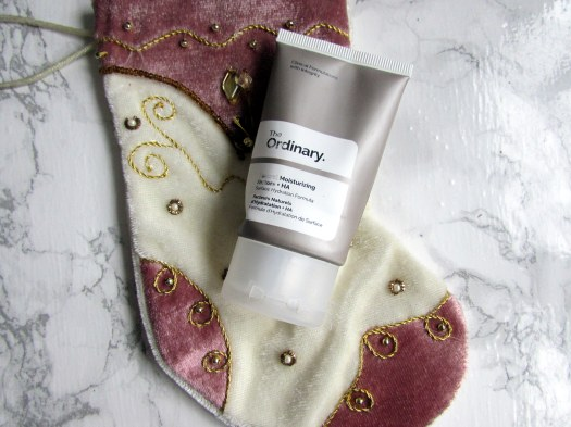 the ordinary natural moisturizing factors hyaluronic acid moisturiser review