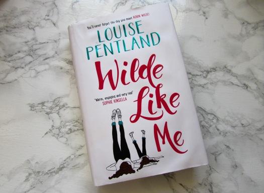 wilde like me louise pentland book review.jpg