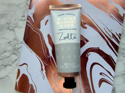 zoella beauty winter wonder hand
