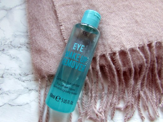 PS... Primark Beauty eye makeup remover (2)