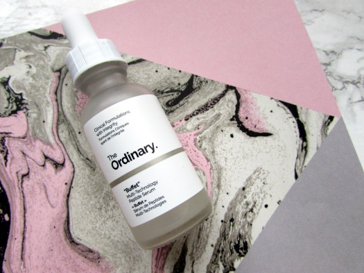 the ordinary buffet multi peptide serum technology deciem review