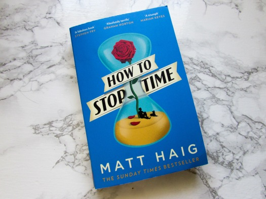 how to stop time matt haig book review