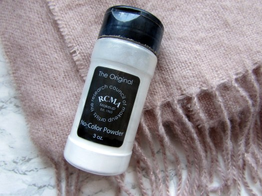 RCMA the original No Color powder colour