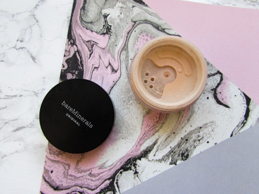 bare minerals original mineral foundation fair ivory 02 review