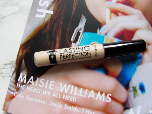 collection lasting perfection concealer fair 1 ultimate wear 16 hour review