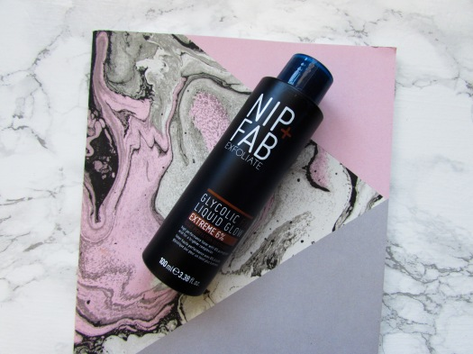 nip and fab glycolic fix tonic liquid glow extreme 6% review