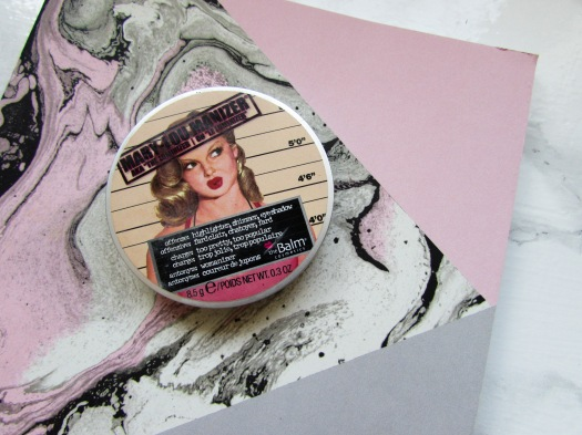 the balm mary-lou manizer highlighter review